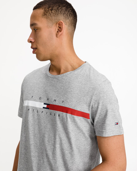 Tommy Hilfiger Global Stripe T-Shirt