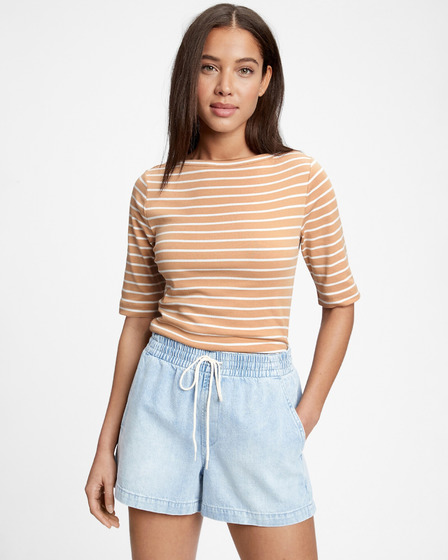 GAP Elb Boatneck T-Shirt