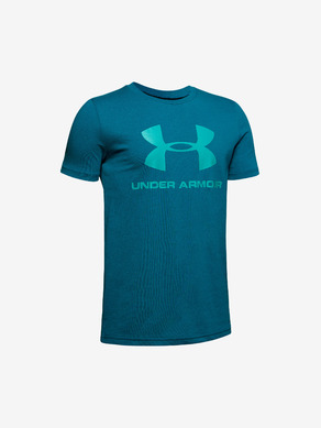 Under Armour Sportstyle Kinder  T‑Shirt