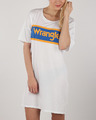 Wrangler Blue & Yellow Kleid